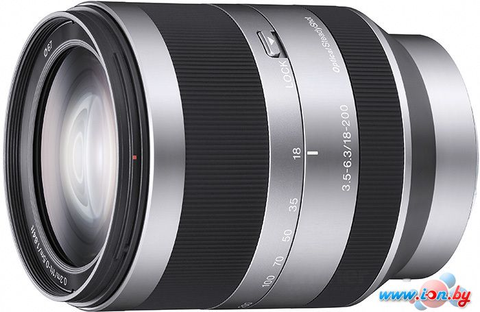 Объектив Sony E 18-200mm F3.5-6.3 OSS (SEL18200) в Могилёве