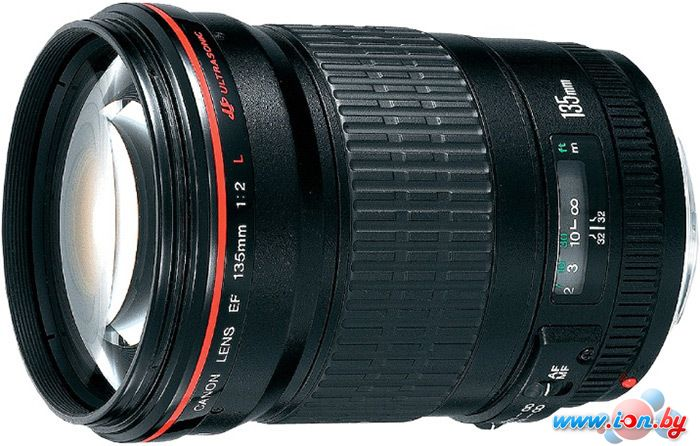 Объектив Canon EF 135mm f/2.0L USM в Могилёве