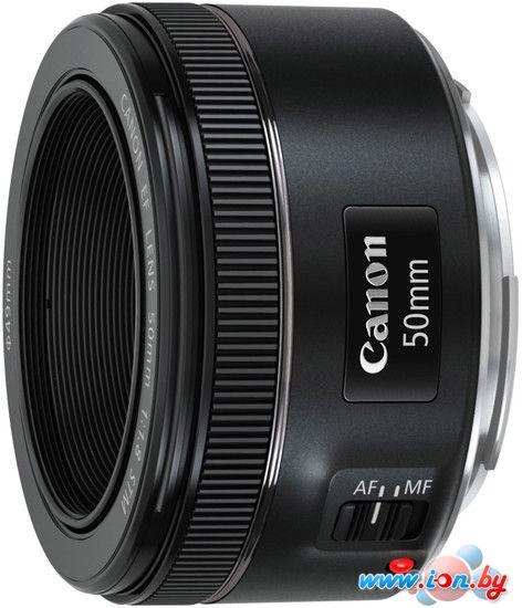 Объектив Canon EF 50mm f/1.8 STM в Могилёве
