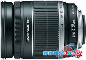 Объектив Canon EF-S 18-200mm f/3.5-5.6 IS в Могилёве