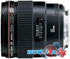 Объектив Canon EF 35mm f/1.4L USM в Могилёве