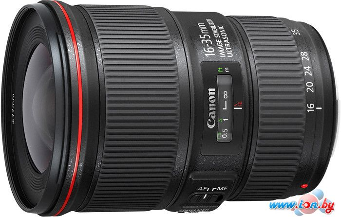 Объектив Canon EF 16-35mm f/4L IS USM в Могилёве