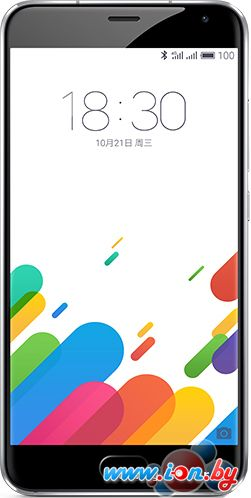 Смартфон MEIZU M1 Metal 32GB Gray в Могилёве