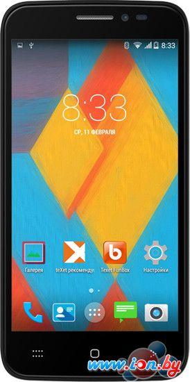 Смартфон TeXet X-quad TM-4503 Black в Могилёве