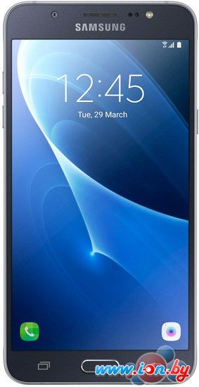 Смартфон Samsung Galaxy J7 (2016) Black [J710F/DS] в Могилёве