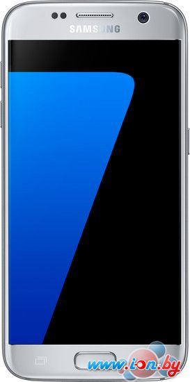 Смартфон Samsung Galaxy S7 32GB Silver Titan [G930FD] в Могилёве
