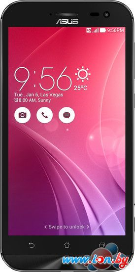 Смартфон ASUS ZenFone Zoom 128GB Black [ZX551ML] в Могилёве
