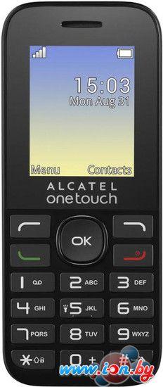 Мобильный телефон Alcatel One Touch 1016D Black в Могилёве