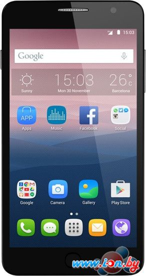 Смартфон Alcatel One Touch Pop Star Soft Slate [5022D] в Могилёве