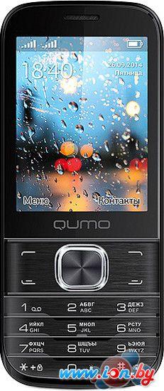 Мобильный телефон QUMO Push 280 Dual Black в Могилёве