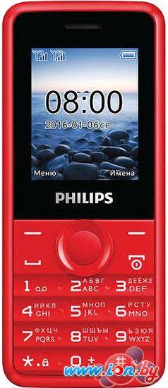 Мобильный телефон Philips E103 Red в Могилёве