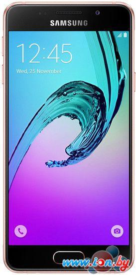 Смартфон Samsung Galaxy A3 (2016) Pink [A310F] в Могилёве