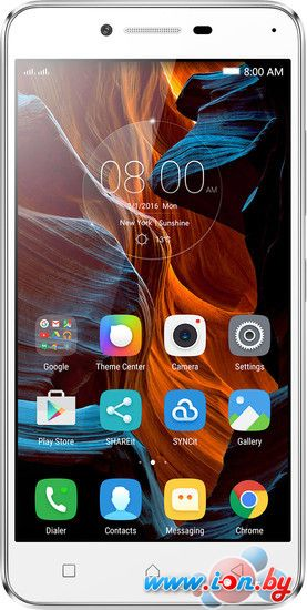 Смартфон Lenovo Vibe K5 Platinum Silver [A6020a40] в Могилёве