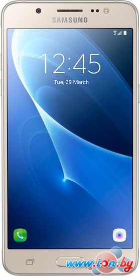 Смартфон Samsung Galaxy J5 (2016) Gold [J510FN/DS] в Могилёве