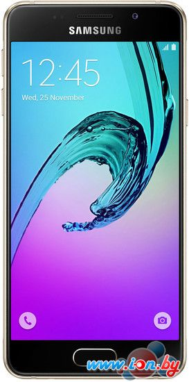 Смартфон Samsung Galaxy A3 (2016) Gold [A310F] в Могилёве