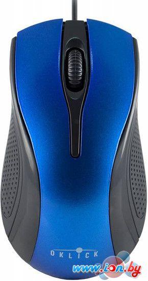 Мышь Oklick 215M (синий) [945651] в Могилёве