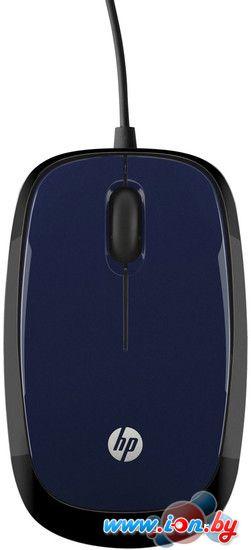 Мышь HP X1200 (синий) [H6F00AA] в Могилёве