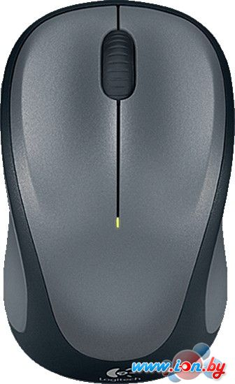 Мышь Logitech M235 Wireless Mouse (серый) [910-002201] в Могилёве