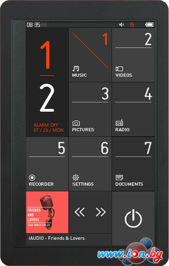 MP3 плеер Cowon X9 (32GB) Black в Могилёве