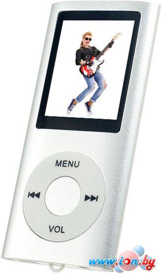 MP3 плеер Perfeo I-Sonic VI-M011 Silver в Могилёве