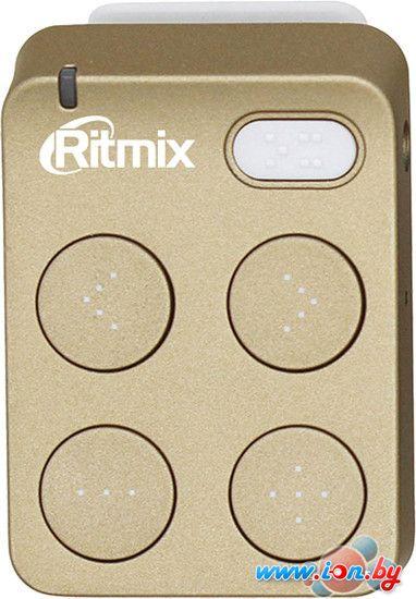 MP3 плеер Ritmix RF-2500 8Gb (золотой) в Могилёве