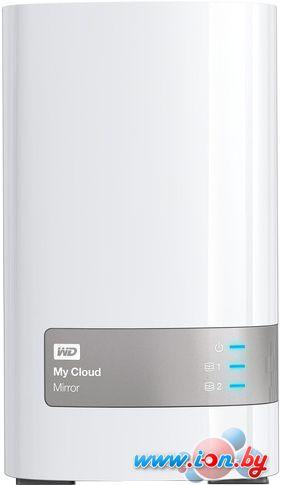 Сетевой накопитель WD My Cloud Mirror Gen 2 4TB [WDBWVZ0040JWT] в Могилёве