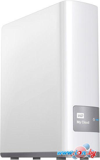 Сетевой накопитель WD My Cloud 2TB (WDBCTL0020HWT) в Могилёве
