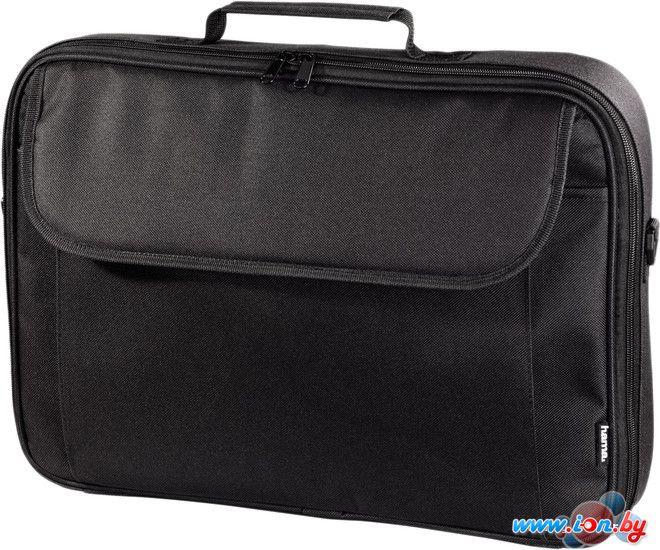 Сумка для ноутбука Hama Sportsline Montego 17.3 black [00101087] в Могилёве