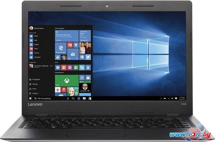 Ноутбук Lenovo IdeaPad 100s-14IBR [80R9005BRK] в Могилёве