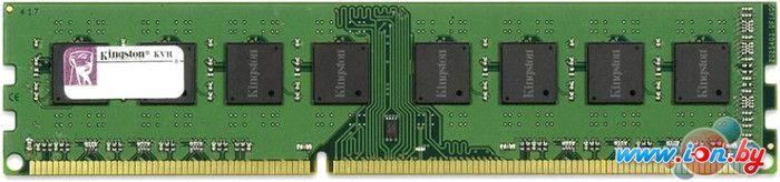 Оперативная память Kingston 16GB DDR4 PC4-19200 [KVR24E17D8/16] в Могилёве