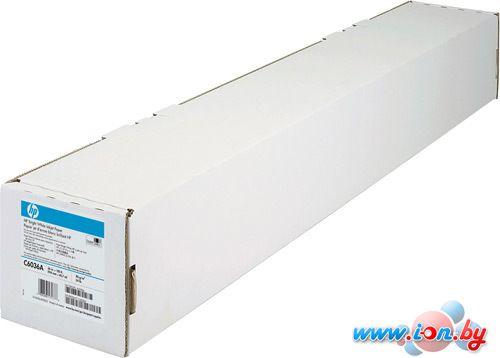 Фотобумага HP Bright White Inkjet Paper 610 мм x 45.7 м (C6035A) в Могилёве