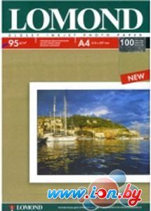 Фотобумага Lomond глянцевая односторонняя A4 85 г/кв.м. 500 листов (0102146) в Могилёве