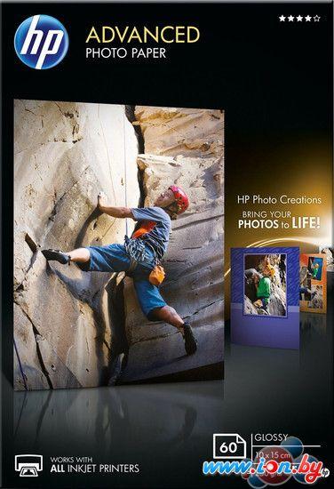 Фотобумага HP Advanced Glossy Photo Paper 10x15 60 листов [Q8008A] в Могилёве