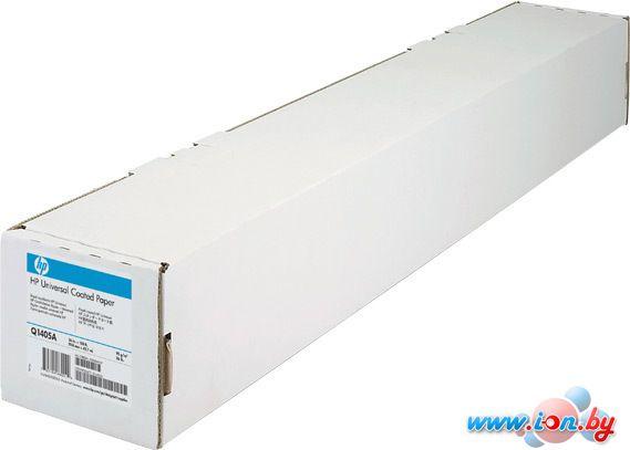 Фотобумага HP Universal Coated Paper 610 мм x 45.7 м (Q1404A) в Могилёве