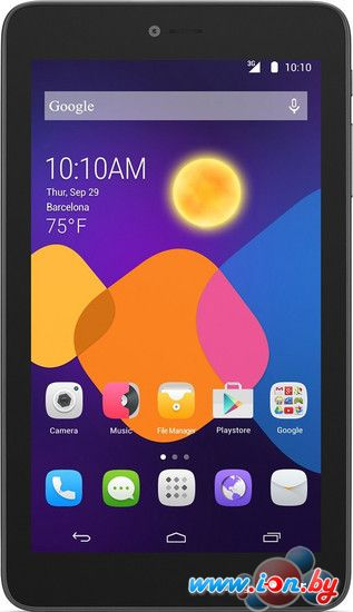 Планшет Alcatel OneTouch Pixi 7 4GB 3G Black [9002X] в Могилёве