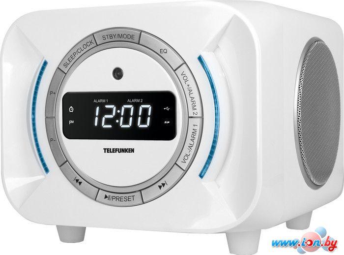 Портативная аудиосистема TELEFUNKEN TF-AS1203U White в Могилёве