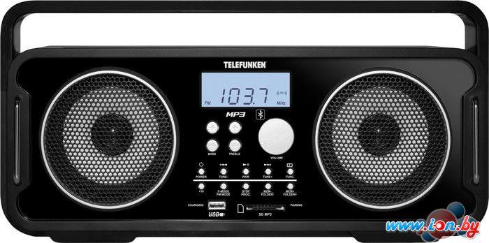 Портативная аудиосистема TELEFUNKEN TF-SRP3401B в Могилёве