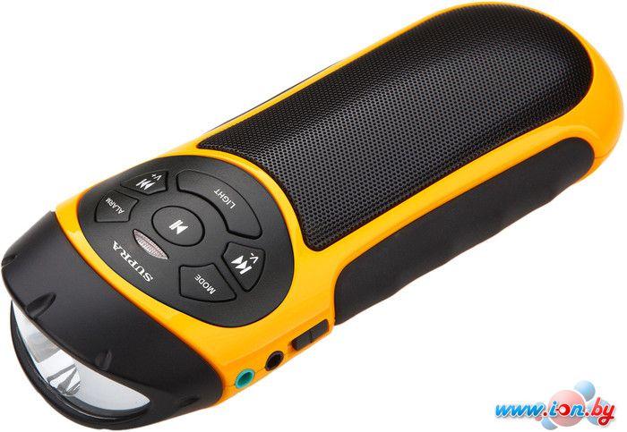 Портативная аудиосистема Supra PAS-6277 Yellow в Могилёве