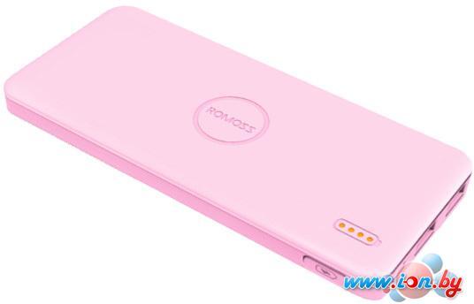 Портативное зарядное устройство Romoss Polymos 5 Pink [PB05-116-01] в Могилёве