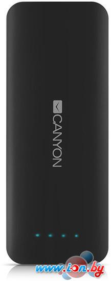 Портативное зарядное устройство Canyon CNE-CPB156 (серый) в Могилёве
