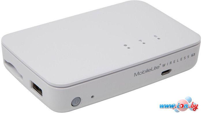 Портативное зарядное устройство Kingston MobileLite Wireless G3 (белый) [MLWG3ER] в Могилёве