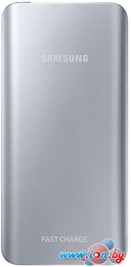 Портативное зарядное устройство Samsung EB-PN920 Silver в Могилёве