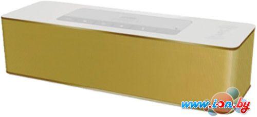 Портативная колонка Microlab MD215 (золотистый) в Могилёве