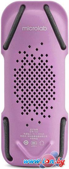 Портативная колонка Microlab D22 (розовый) в Могилёве