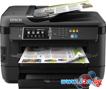 МФУ Epson WorkForce WF-7620DTWF в Могилёве