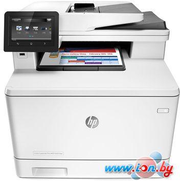 МФУ HP Color LaserJet Pro MFP M377dw [M5H23A] в Могилёве
