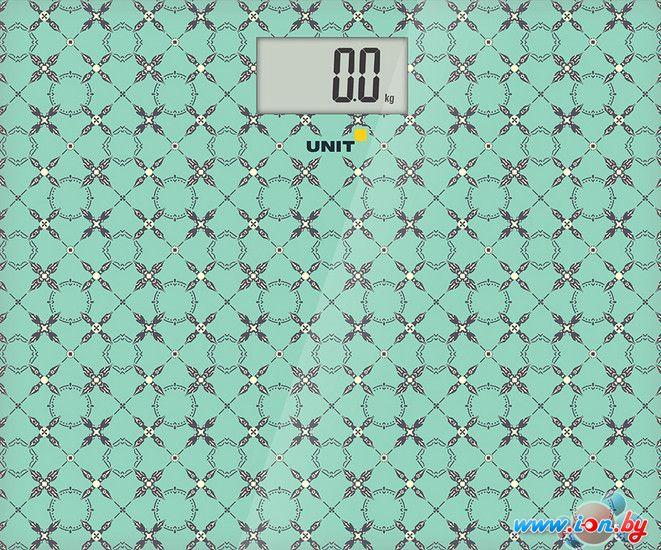 Напольные весы UNIT UBS-2080 (зеленый) в Могилёве