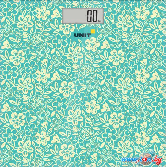 Напольные весы UNIT UBS-2051 (зеленый) в Могилёве