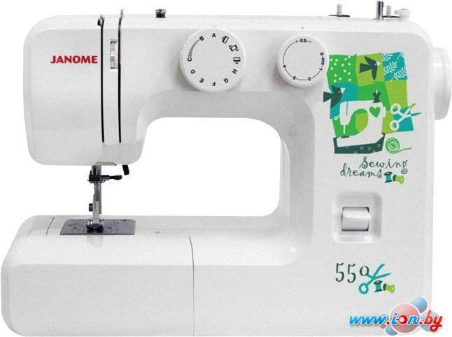 Швейная машина Janome 550 в Гродно
