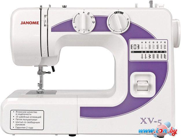 Швейная машина Janome XV-5 в Могилёве